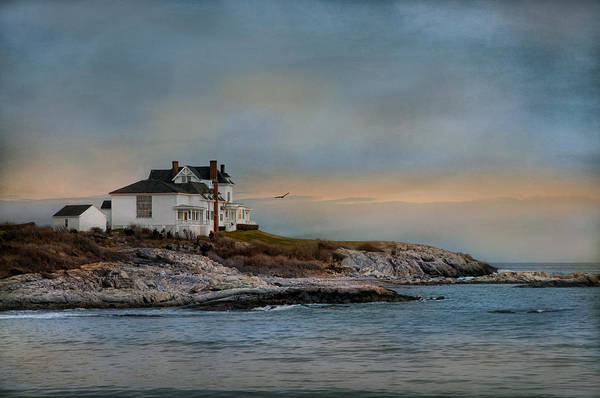 Newport Ri Wall Art - Photograph - Newport State Of Mind by Robin-Lee Vieira