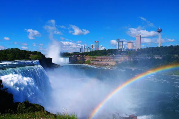 Wall Art - Photograph - Niagara Waterfalls by Paul Ge