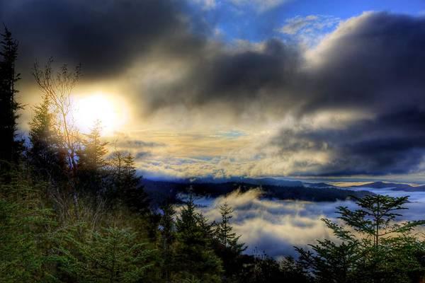 Photograph - October Sky by Doug McPherson