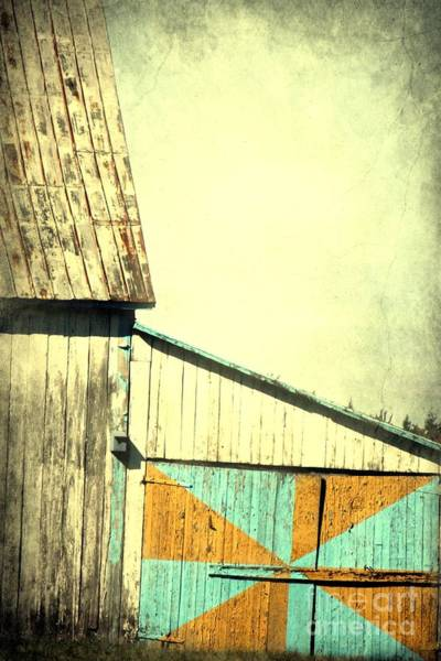 St Ignace Wall Art - Photograph - Old Barn by Sophie Vigneault