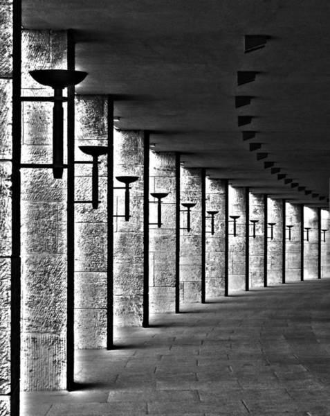 Photograph - Olympic Stadium Berlin by Juergen Weiss