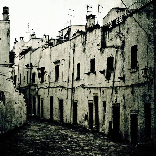 Abandoned House Wall Art - Photograph - Ostuni - Apulia by Joana Kruse