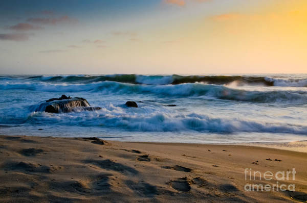 Wall Art - Photograph - Painted Beach by Kelly Wade