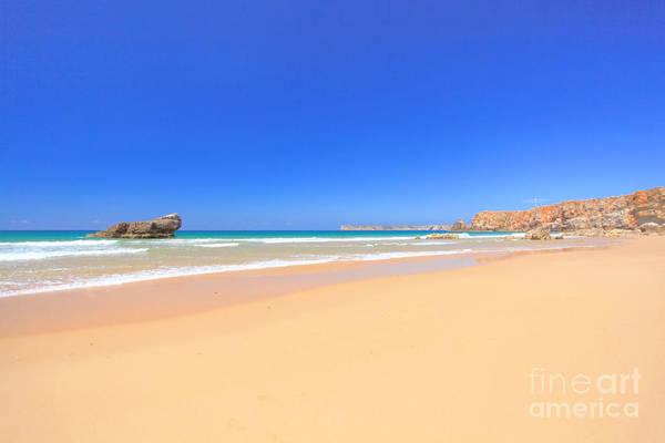 Sagre Wall Art - Photograph - Praia Do Tonel by Carl Whitfield