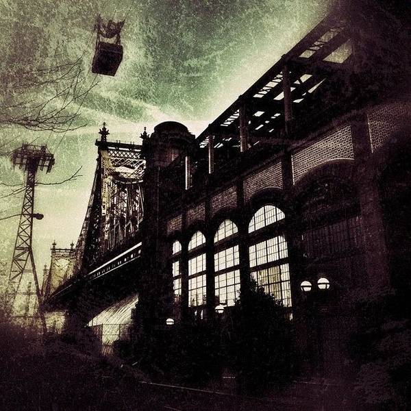 Road Photograph - Queensboro Bridge by Joel Lopez