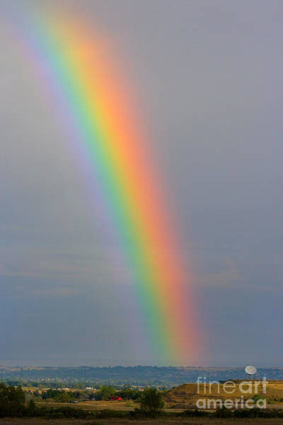 Photograph - Rainbow Communications by James BO Insogna