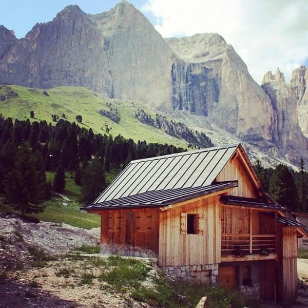 House Wall Art - Photograph - Rosengarten - Dolomites by Luisa Azzolini