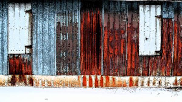 Rust R' Us Art Print