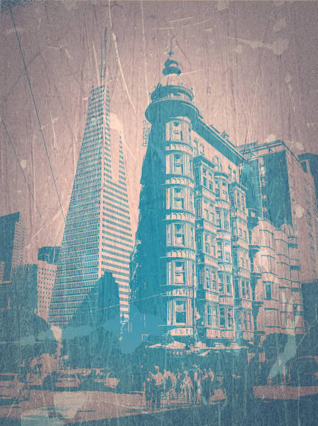 Market Wall Art - Photograph - San Fransisco by Naxart Studio