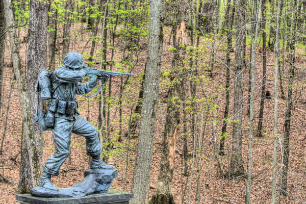 Wall Art - Photograph - Semper Fi by JC Findley
