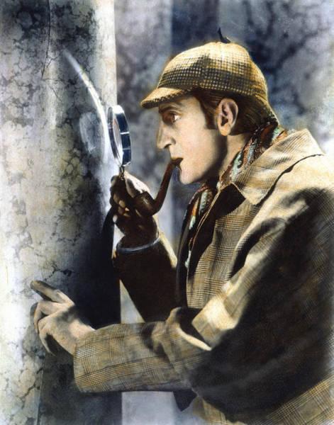Conan Photograph - Sherlock Holmes by Granger