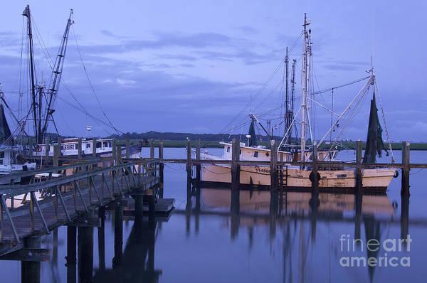 Photograph - Shrimp Boat by David Waldrop