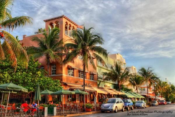 Photograph - South Beach by Sean Allen