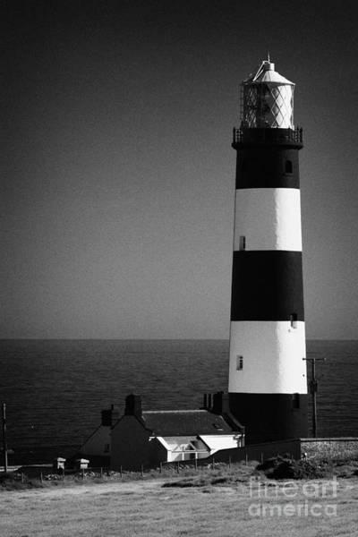 Wall Art - Photograph - St Johns Point Lighthouse County Down Northern Ireland by Joe Fox