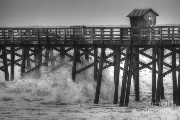 Wall Art - Photograph - Stormy Seas by Rick Mann