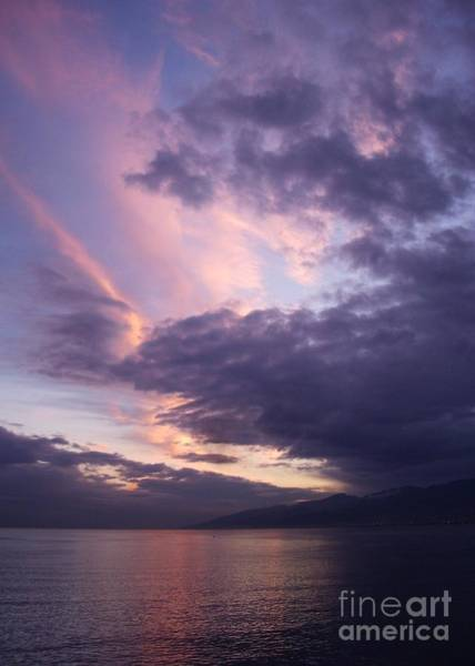 Pio Photograph - Sunset At Messina by Kathleen Pio