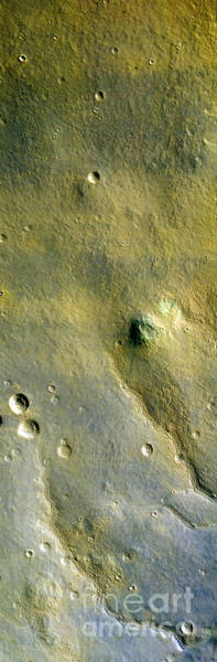 Wall Art - Photograph - Surface Of Mars by Stocktrek Images