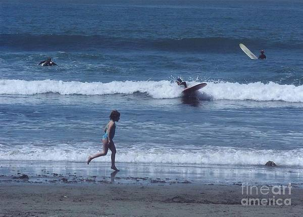 Photograph - Surf's Up by Cynthia Marcopulos