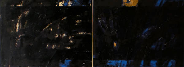 Wall Art - Painting - Symphony No. 8 Movement 11 Vladimir Vlahovic- Images Inspired By The Music Of Gustav Mahler by Vladimir Vlahovic