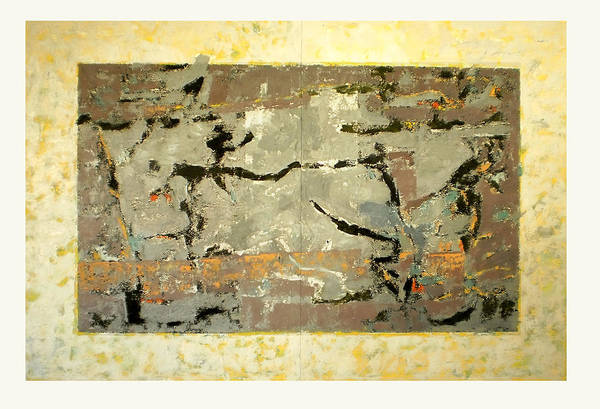 Wall Art - Painting - Symphony No. 8 Movement 15 Vladimir Vlahovic- Images Inspired By The Music Of Gustav Mahler by Vladimir Vlahovic