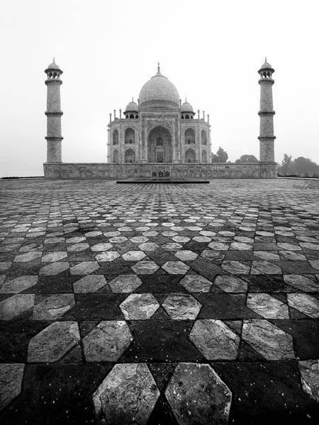 Taj Mahal Photograph - Taj Mahal by Nina Papiorek