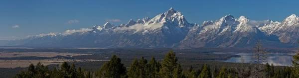 Wall Art - Photograph - Teton Mountain Range by Twenty Two North Photography