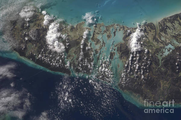 Andros Photograph - The Bahamas Andros Island by Stocktrek Images