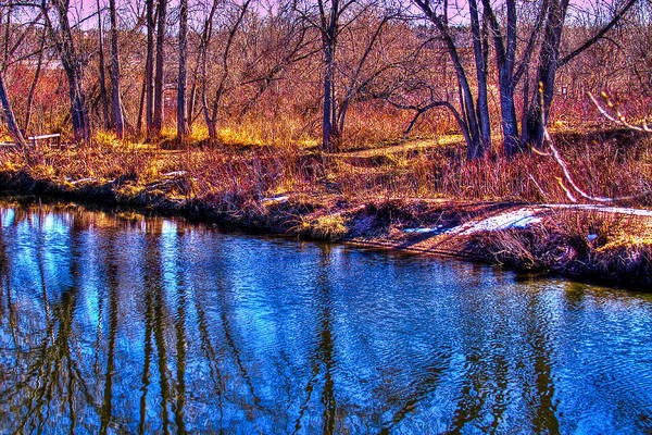 Photograph - The Banks Of The South Platte River by David Patterson