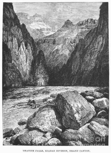 Photograph - The Colorado River by Granger