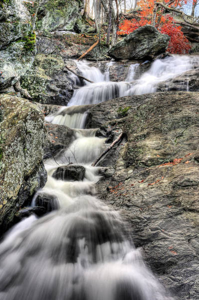 Photograph - The Falls by JC Findley