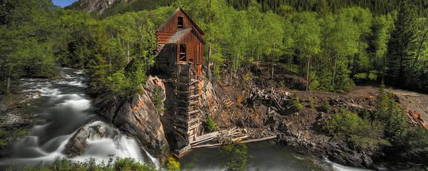 Photograph - The Mill by Ryan Heffron