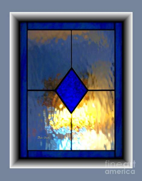 Digital Art - The Window by Dale   Ford