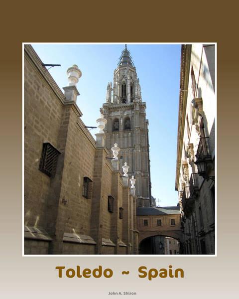 Photograph - Toledo Church IIi by John Shiron
