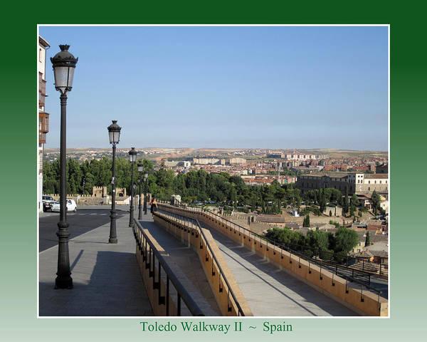 Photograph - Toledo Walkway II by John Shiron