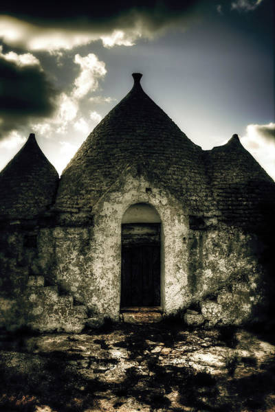 Roof Top Photograph - Trulli by Joana Kruse