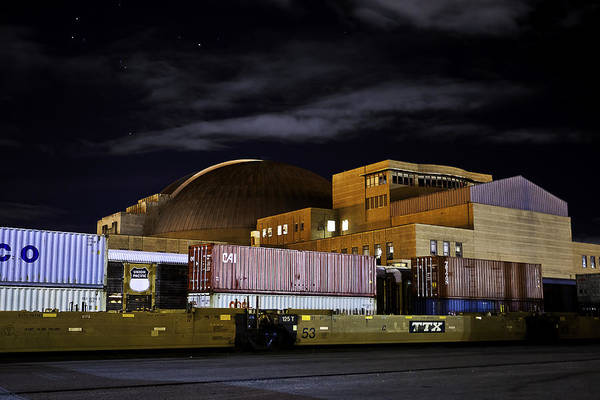 Photograph - Union Terminal by Keith Allen