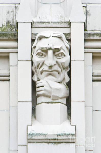 University Of Washington Wall Art - Photograph - University Of Washington Exterior Artwork by Rob Tilley