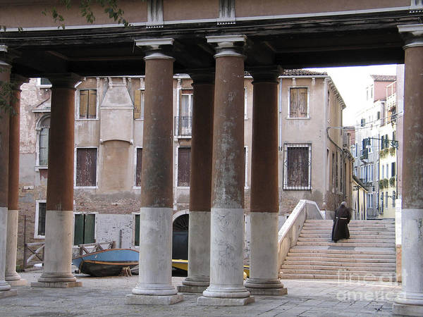 Calle Wall Art - Photograph - Venice by Bernard Jaubert