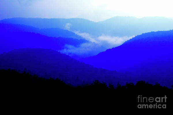 Photograph - View From Highland Scenic Highway by Thomas R Fletcher