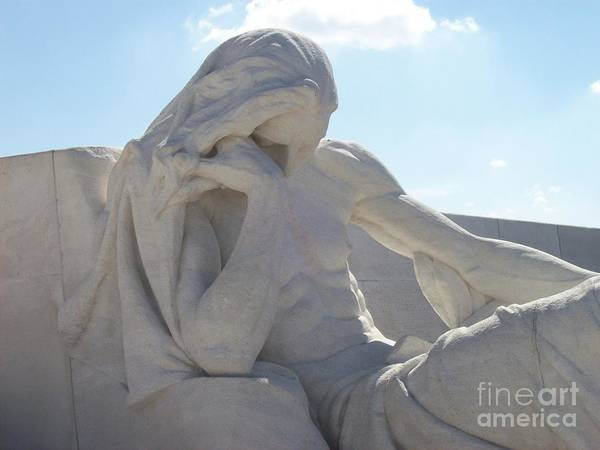 Photograph - Vimy Ridge 3 by Mary Mikawoz