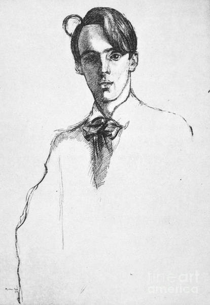 Photograph - William Butler Yeats by Granger