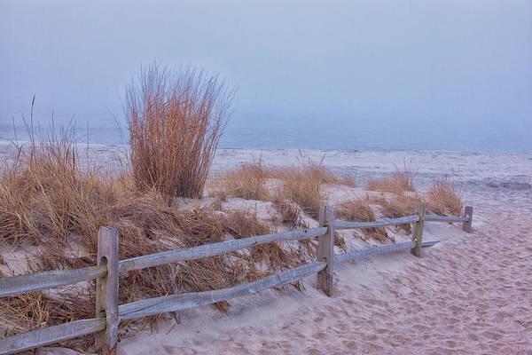 Photograph - Winter Beach by Tom Singleton