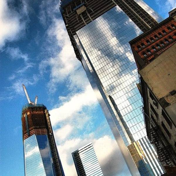 Newyorker Photograph - Wtc Never Forget Never Surrender - New by Joel Lopez