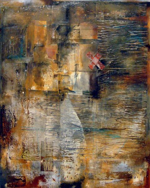 Wall Art - Painting - X by Leyla Munteanu