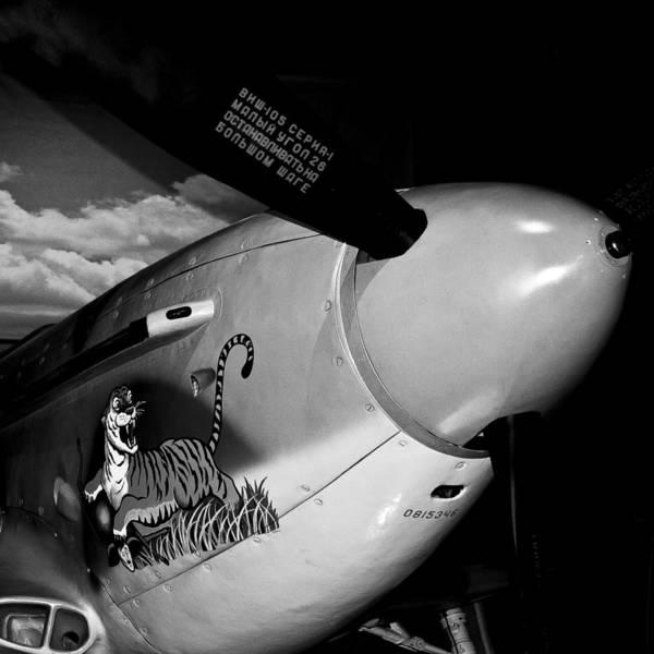 Yakovlev Photograph - Yakovlev Yak-9u Frank by David Patterson