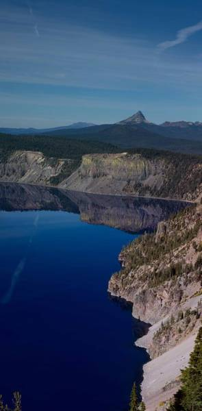 Crater Lake Photograph - Crater Lake National Park by Twenty Two North Photography