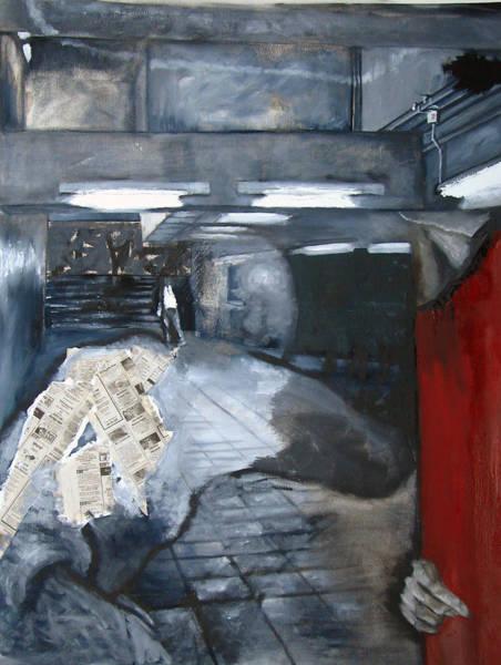 Wa Drawing - Untitled by Ryan Babcock