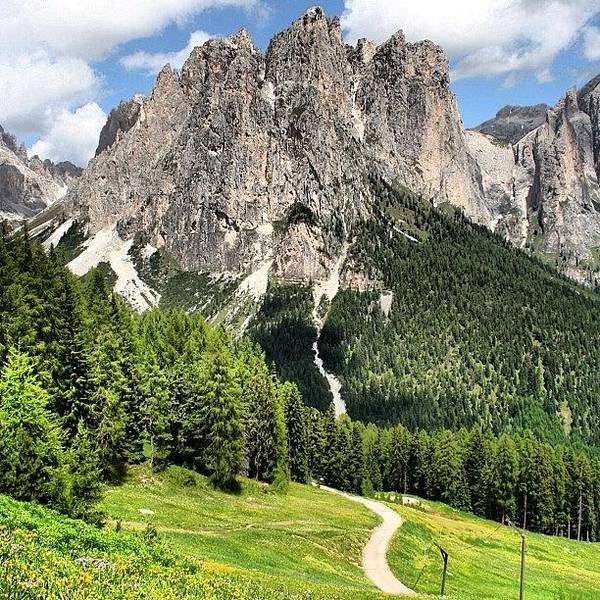 Italy Wall Art - Photograph - Dolomites by Luisa Azzolini