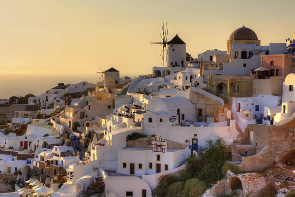 Greece Photograph - Oia - Santorini by Joana Kruse