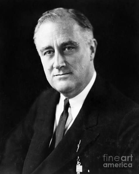 Franklin Delano Roosevelt Art Print